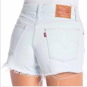 Levi's 501 Shorts Size 29